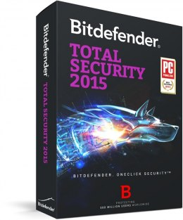 Bitdefender Total Security 2015 PL