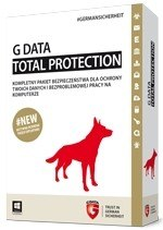G Data TOTAL PROTECTION 2015