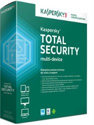 Kaspersky Total Security 2016 PL