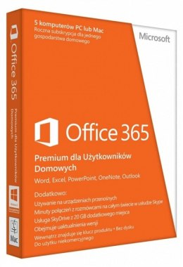 Office 365 Home Premium PL