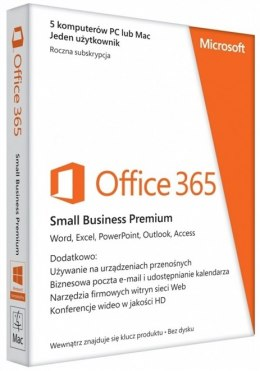 Office 365 Small Business Premium PL