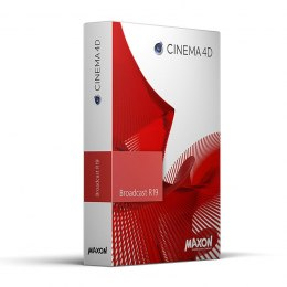 Cinema 4D Broadcast R18