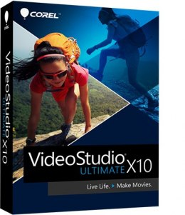 Corel VideoStudio Pro X10 ENG Ultimate