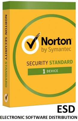 Norton Security STANDARD PL 1PC / 1 Rok
