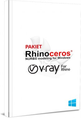 Rhino 5 Win + V-Ray 3
