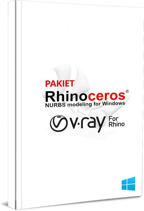Rhino 6 Win + V-Ray Next