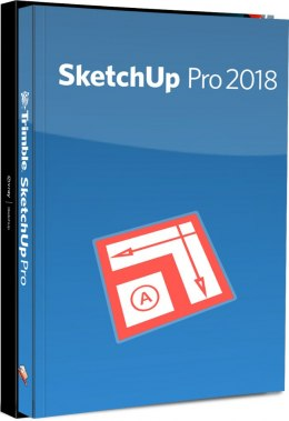 Sketchup Pro 2018 ENG Win/Mac BOX + V-Ray 3 USB