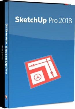 Sketchup Pro 2018 ENG Win/Mac BOX + V-Ray 3.6 Online