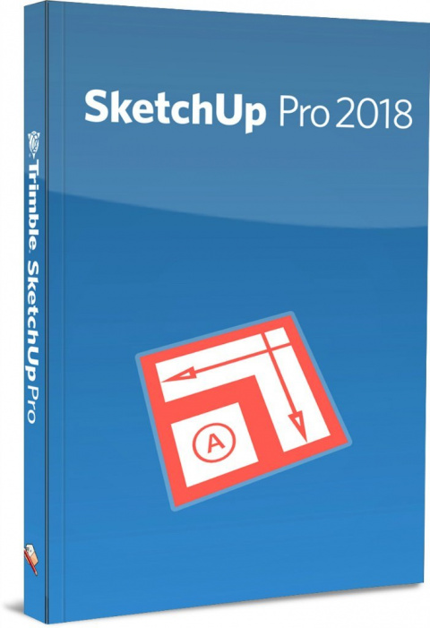 Sketchup Pro 2018 ENG Win/Mac Upgrade