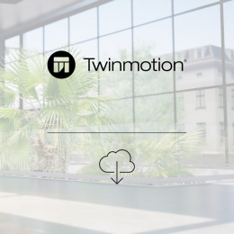Twinmotion 2018 + Privilege Card 2 lata