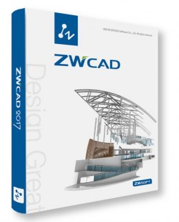 ZwCAD Classic PL/ENG - Licencja