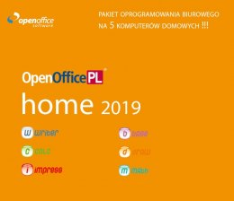 OpenOffice PL Home 2019