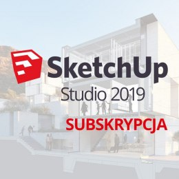 Sketchup Studio 2019 Win/Mac - 1 rok