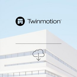 Twinmotion 2019 upgrade z wersji 2018