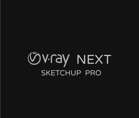 V-Ray NEXT dla SketchUp Pro Workstation
