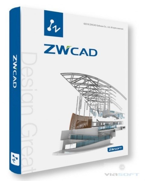 ZwCAD 2019 Standard PL/ENG + subskrypcja